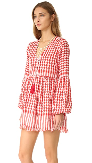 ONE by HELLO PARRY Dara Babydoll Tunic Dress