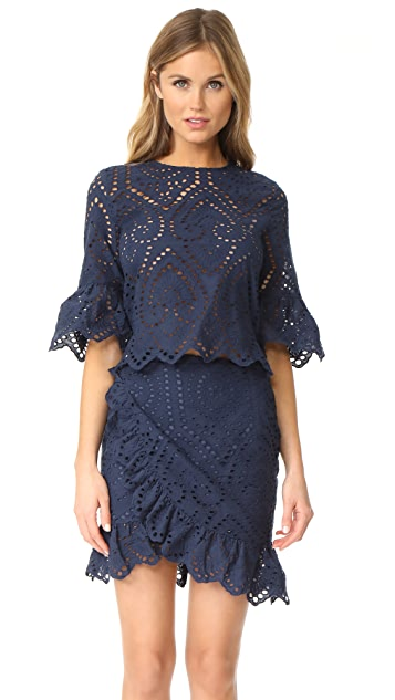 ONE by WINONA Valerie Wrap Dress
