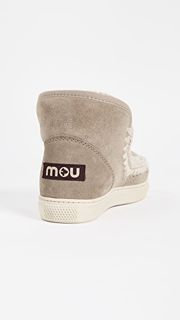 ONE by Mou Mini Sneaker Boots