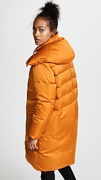 ONE by 2ND DAY Gaffa Puffer Coat