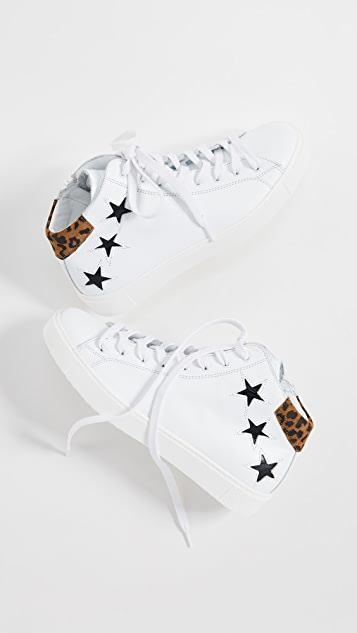 ONE by Dept. of Finery Superstar High Top Sneakers