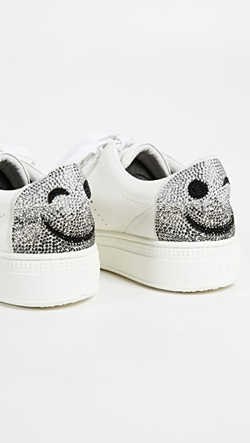 ONE by Lola Cruz Wink Sneakers