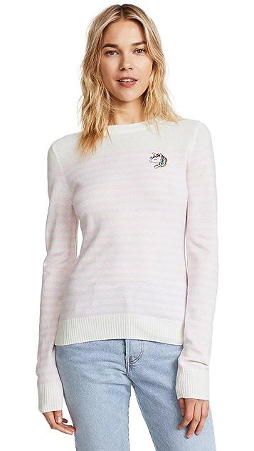 ONE by Stripe & Stare Winter Crew Neck Sweater