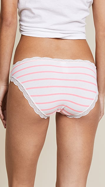 ONE by Stripe & Stare Set of 4 Fantasy Knickers