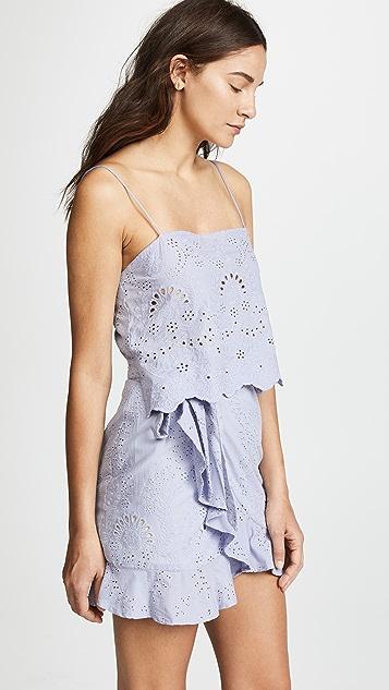 ONE by WINONA Primrose Wrap Dress