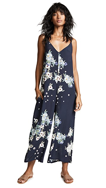 ONE by LACAUSA Midnight Elise Jumpsuit