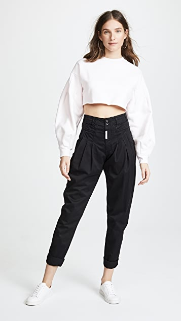 ONE by zCavaricci Cateye Trousers