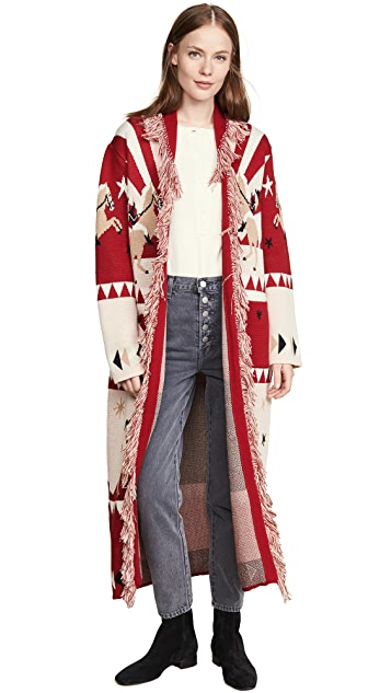 ONE by Hayley Menzies Sunrise Long Cardigan