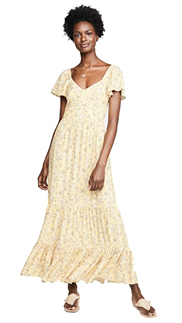 ONE by AUGUSTE Olsen Bella Maxi Dress