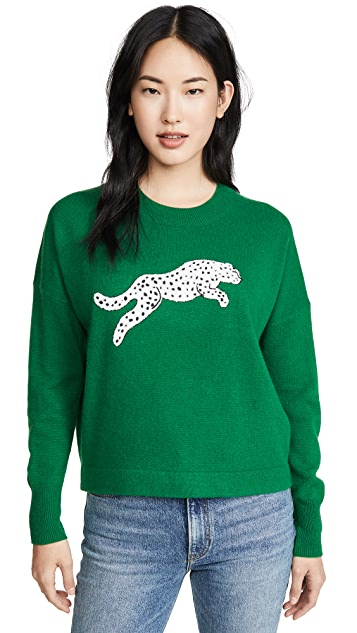 ONE by 27 Miles Michie Cashmere Sweater
