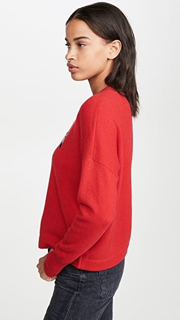 ONE by 27 Miles Zurina Cashmere Sweater