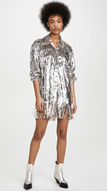 ONE by PINKO Sequin Jacket