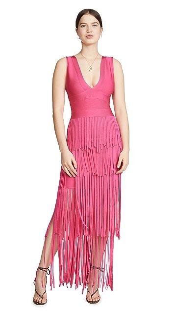 ONE by Elliatt Dimension Fringe Dress