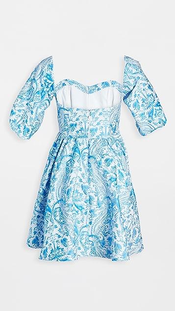 ONE by Mestiza New York Poco Poof Mini Dress