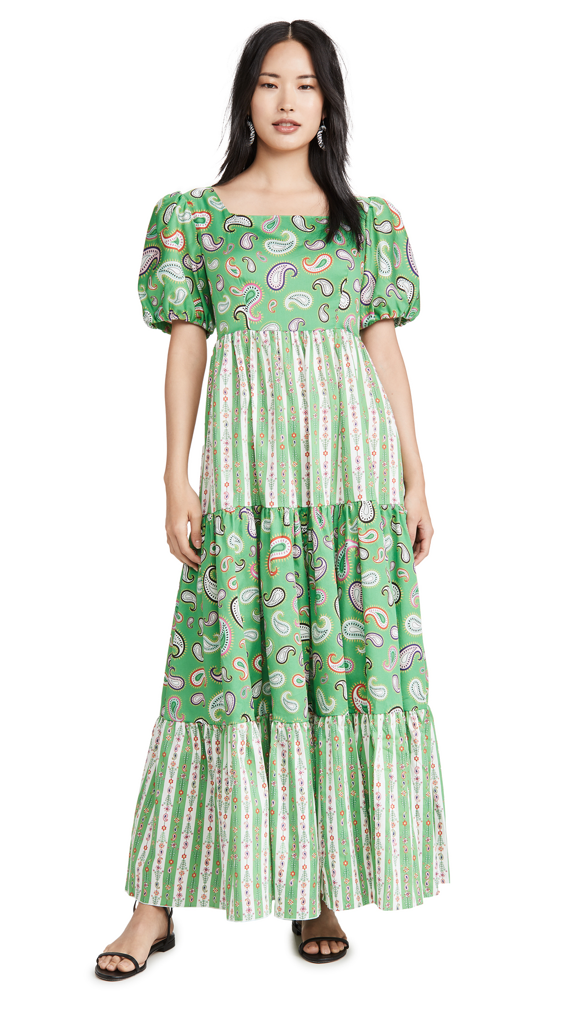 ONE by Tier Maxi Dress