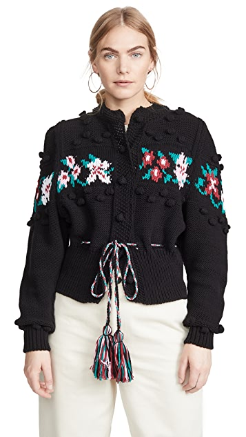 ONE by Hayley Menzies Floral Cardigan