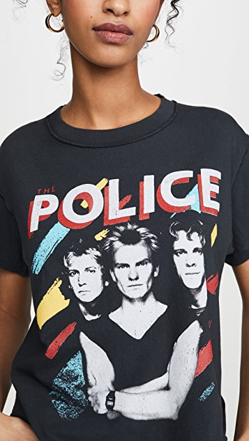 ONE by Daydreamer The Police Girlfriend Tee