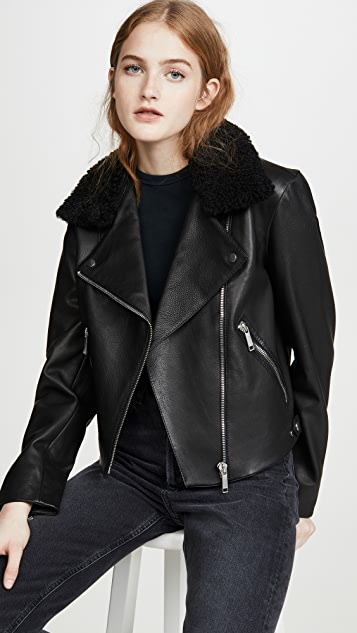 ONE by LTH Liv Supreme Biker Jacket