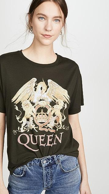 ONE by Daydreamer Футболка Queen Crest