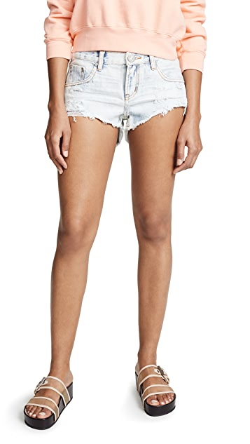 One Teaspoon Classic Bonita Shorts