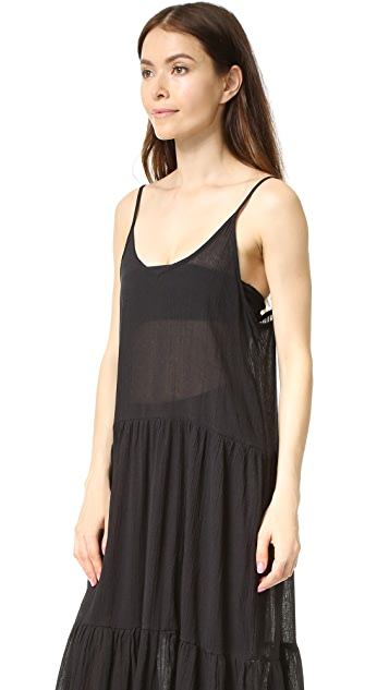 One Teaspoon Minky Cover Up Dress