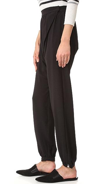 One Teaspoon Black Ilse Pants