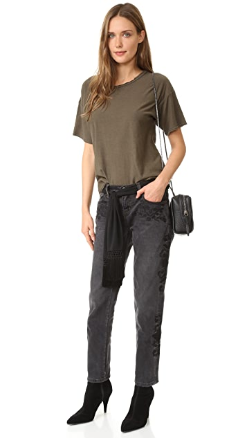 One Teaspoon Black Van Lola Awesome Baggy Jeans