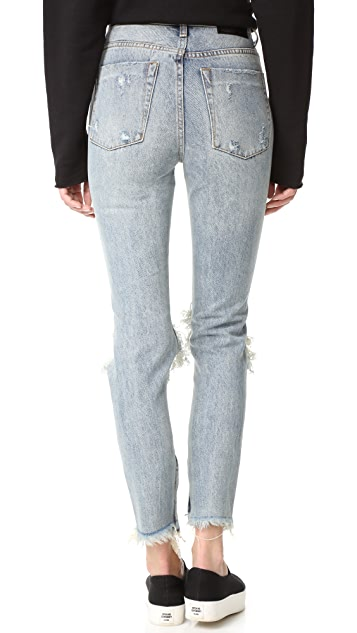 One Teaspoon Whiskey High Waisted Freebird Jeans
