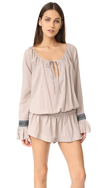 One Teaspoon Rose Hill Romper