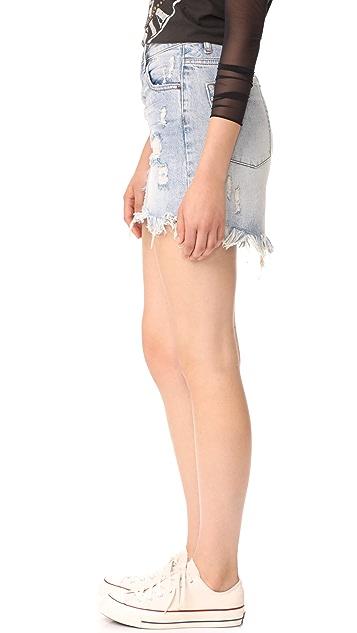 One Teaspoon 2020 Miniskirt