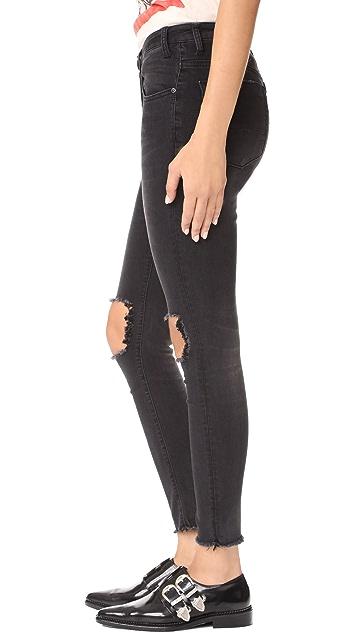 One Teaspoon High Waist Freebird II Jeans