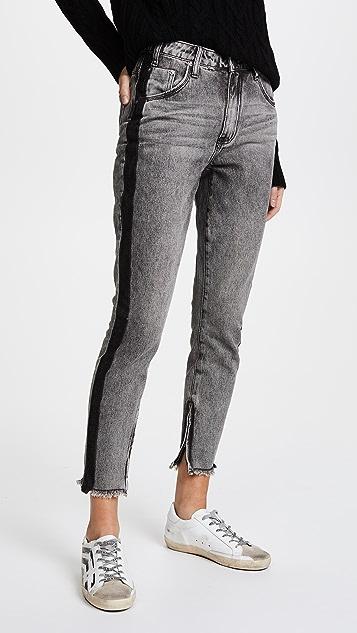 One Teaspoon High Waisted Freebirds Jeans