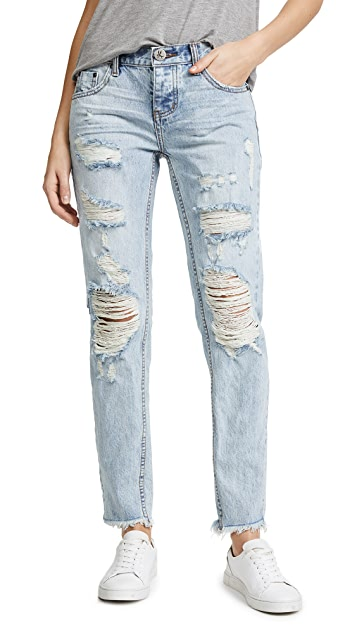 One Teaspoon Awesome Baggies Jeans
