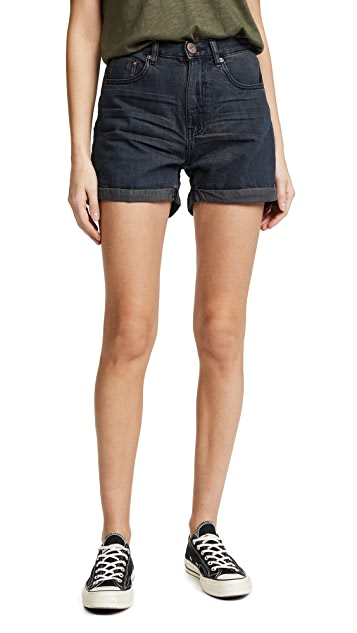 One Teaspoon High Waist Legend Shorts