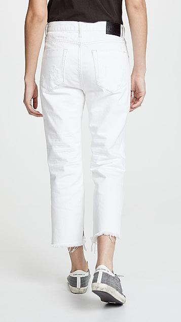 One Teaspoon Low Waist Hooligans Jeans