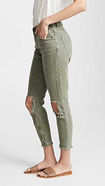 One Teaspoon High Waist Freebird Jeans