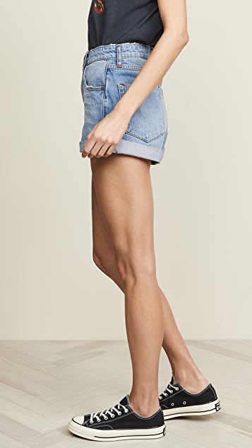 One Teaspoon Hollywood Bandits Denim Shorts