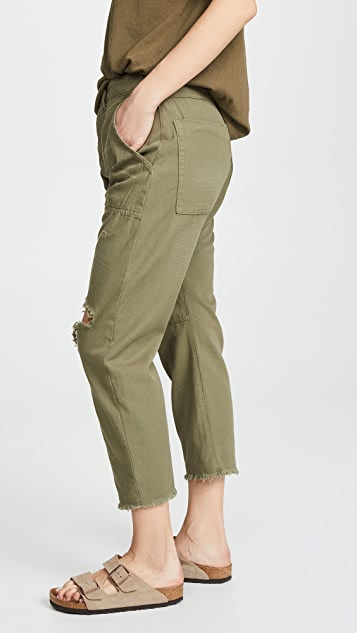 One Teaspoon Зауженные брюки Safari Sinners