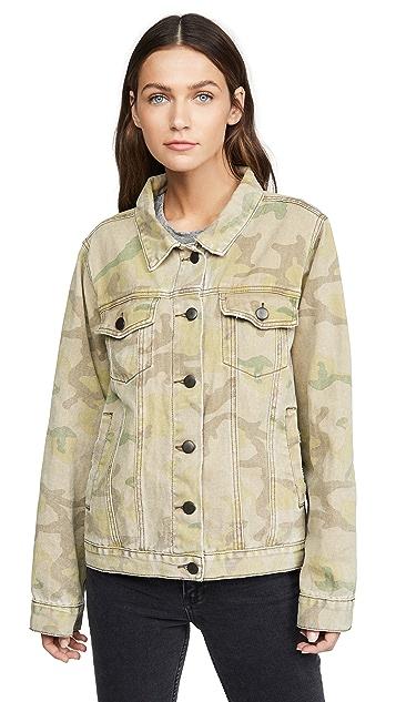 One Teaspoon Safari Camo Bandits Jacket
