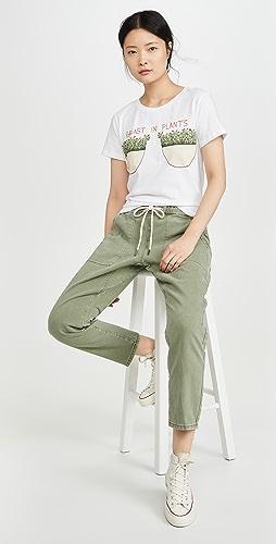 One Teaspoon - Shabbies Drawstring Boyfriend Jeans