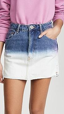 Dip Dye Vanguard Skirt