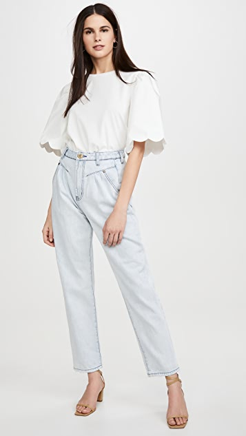 One Teaspoon Florence High Waist '80s Jeans