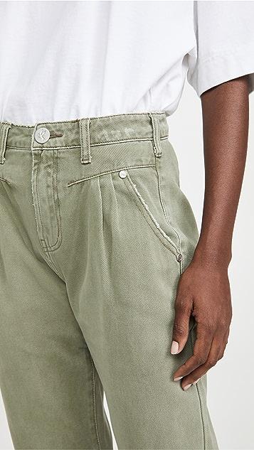 One Teaspoon Street Walkers High-Waist 80's Jeans