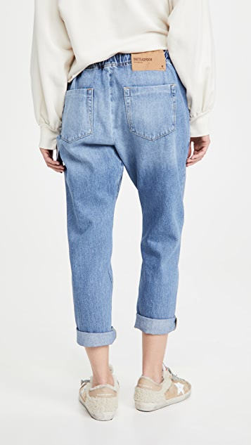 One Teaspoon Workwear Shabbies Boyfriend Jeans