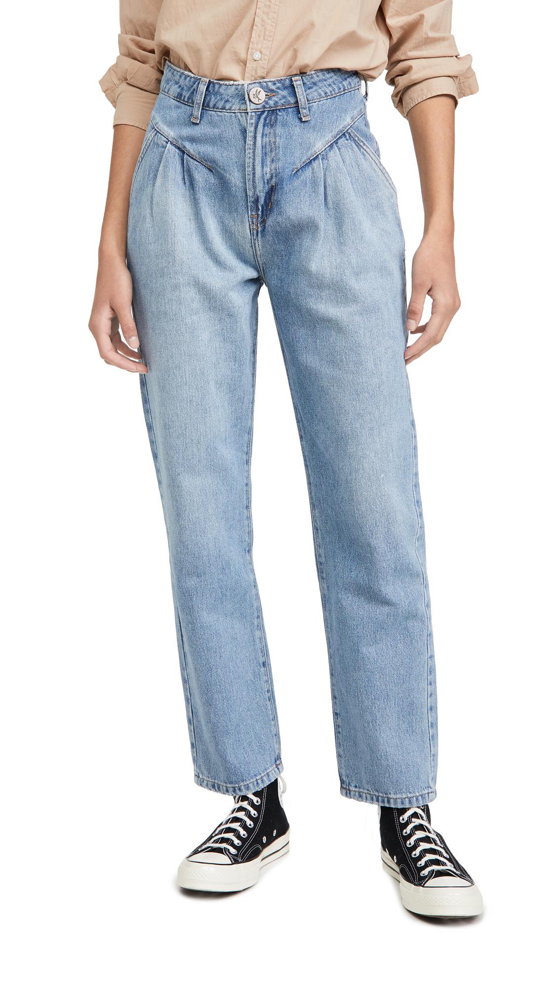 One Teaspoon Streetwalkers High Waist 80's Jeans