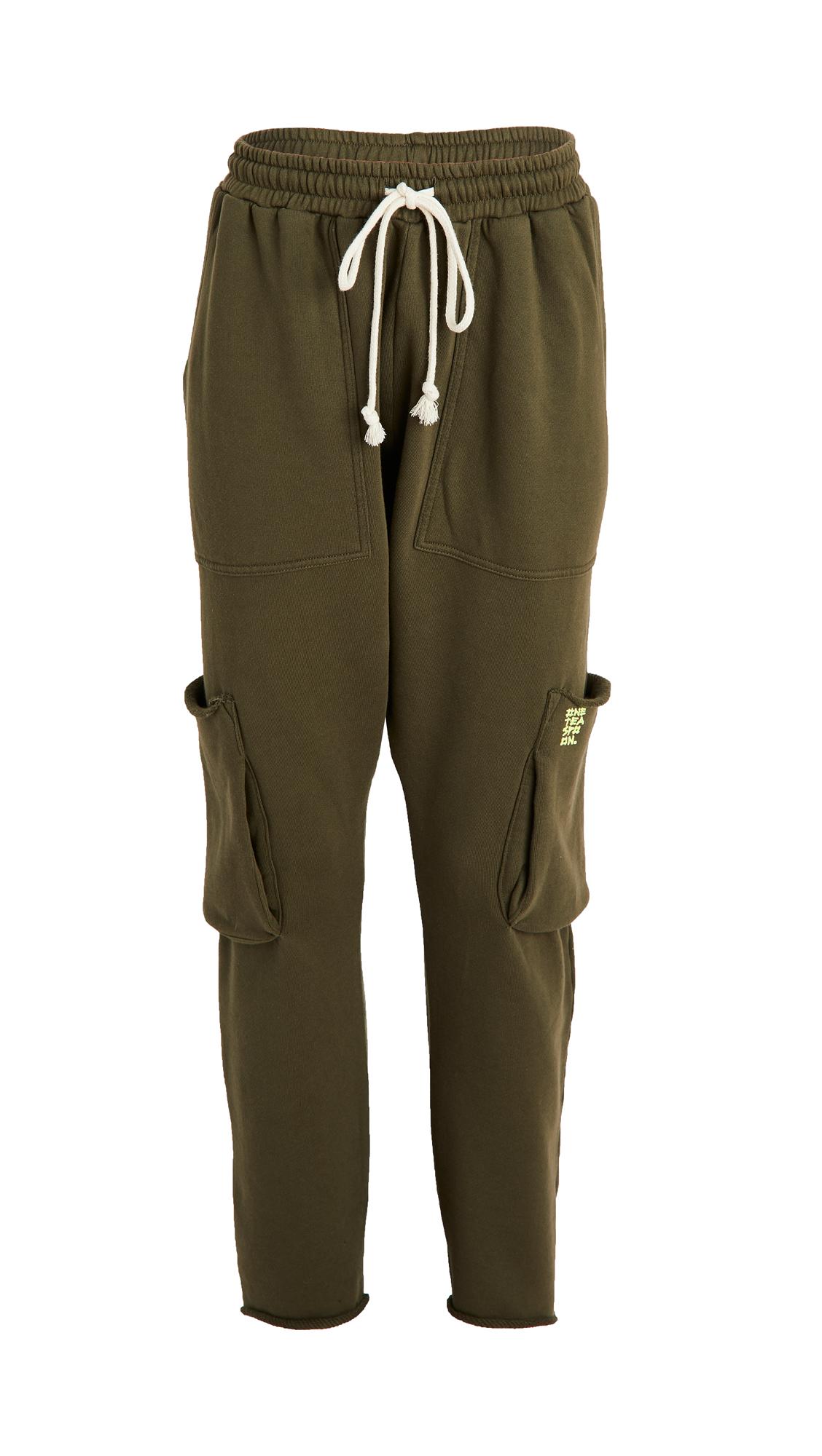 One Teaspoon Goldie Army Sweatpants