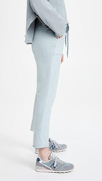 One Teaspoon Ash Blue 针织长裤
