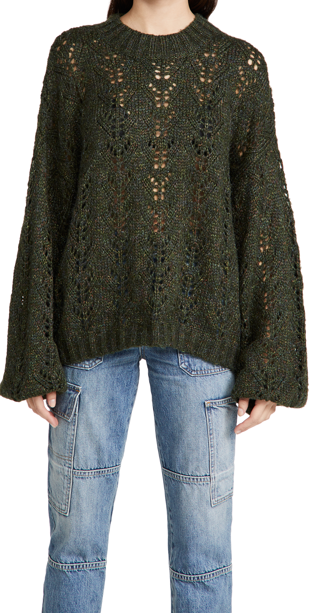 One Teaspoon Day Party Knit Sweater