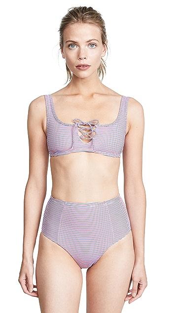 Onia Erin Bikini Top