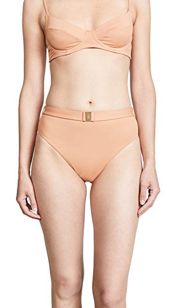 Onia x WeWoreWhat Emily Bikini Bottoms